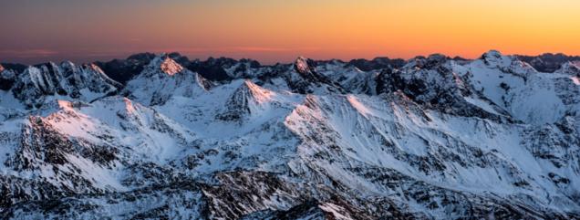 mountains_sun